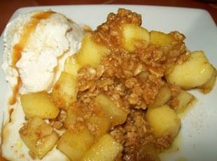 7 Step Apple Crisp 4 One!! Recipe