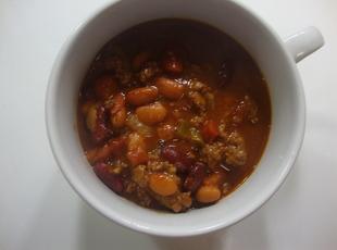 The BEST chili ever!!! Recipe