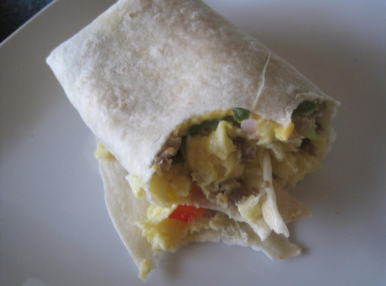 Breakfast Fajitas Recipe