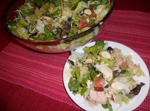 Diane M's Loaded Chicken Salad Recipe