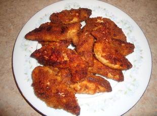 Oven Fried Chicken Tenders