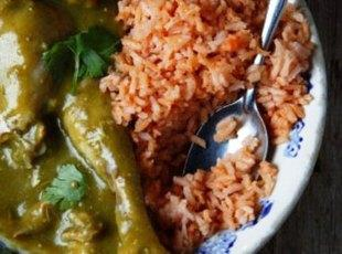 Arroz a la Mexicana Recipe