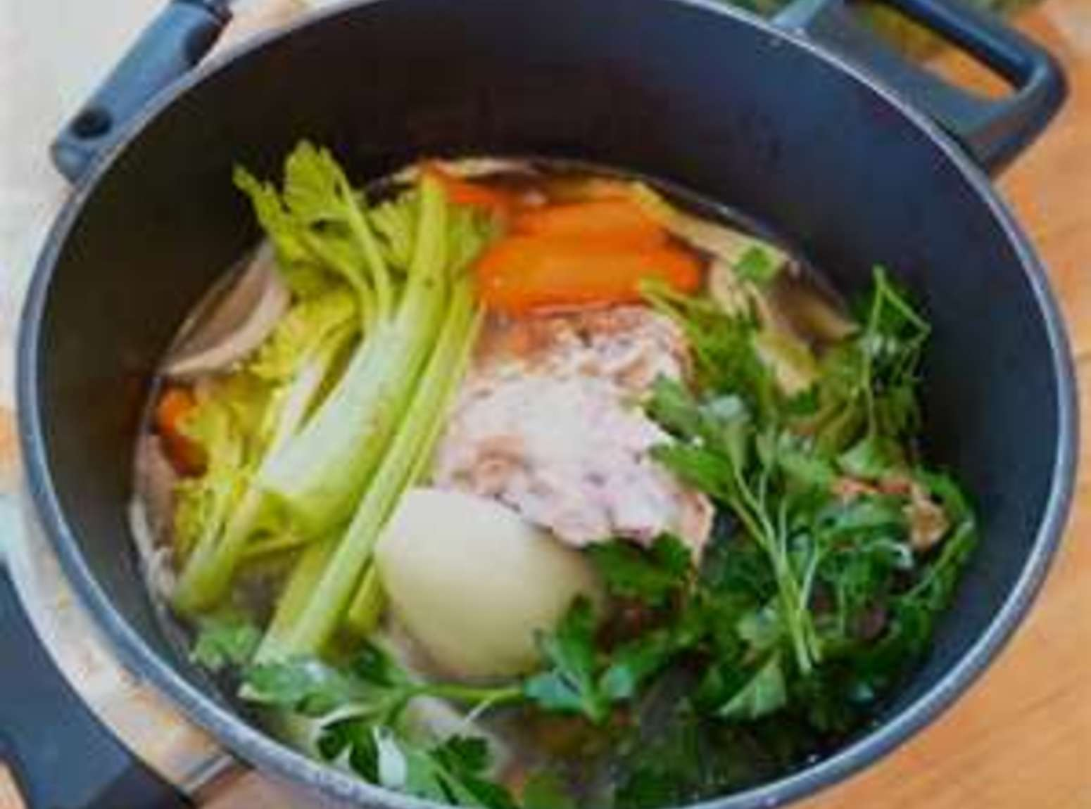 Stock VS. Broth Recipe