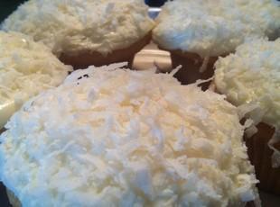 Heavenly Coconut Cupcakes Recipe