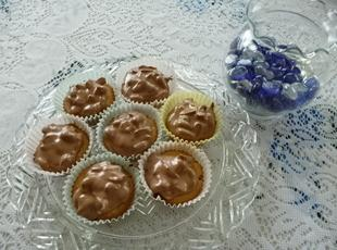 Nutty Chocolate Hot Bites Recipe
