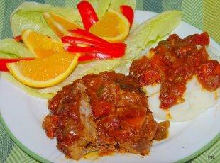 Pam's Swiss Steak Voila Recipe