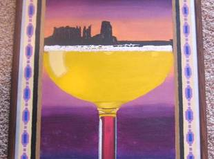 Margarita - Monument Valley Recipe