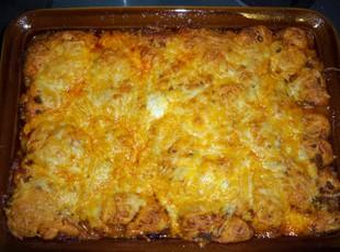 Enchilada Bubbles-Annette's Recipe