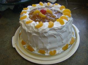 Esthers Orange Marmalade Cake by Rose Mary Recipe