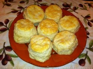 Mile High Biscuits Recipe