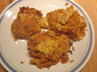 Spicy Un-Fried Chicken Recipe