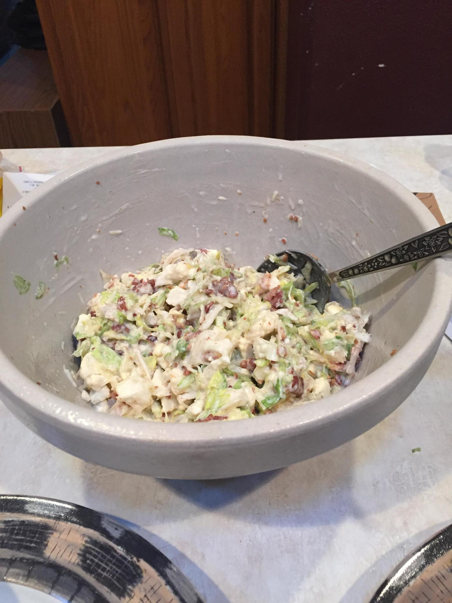 Tequilaberry's salad Recipe