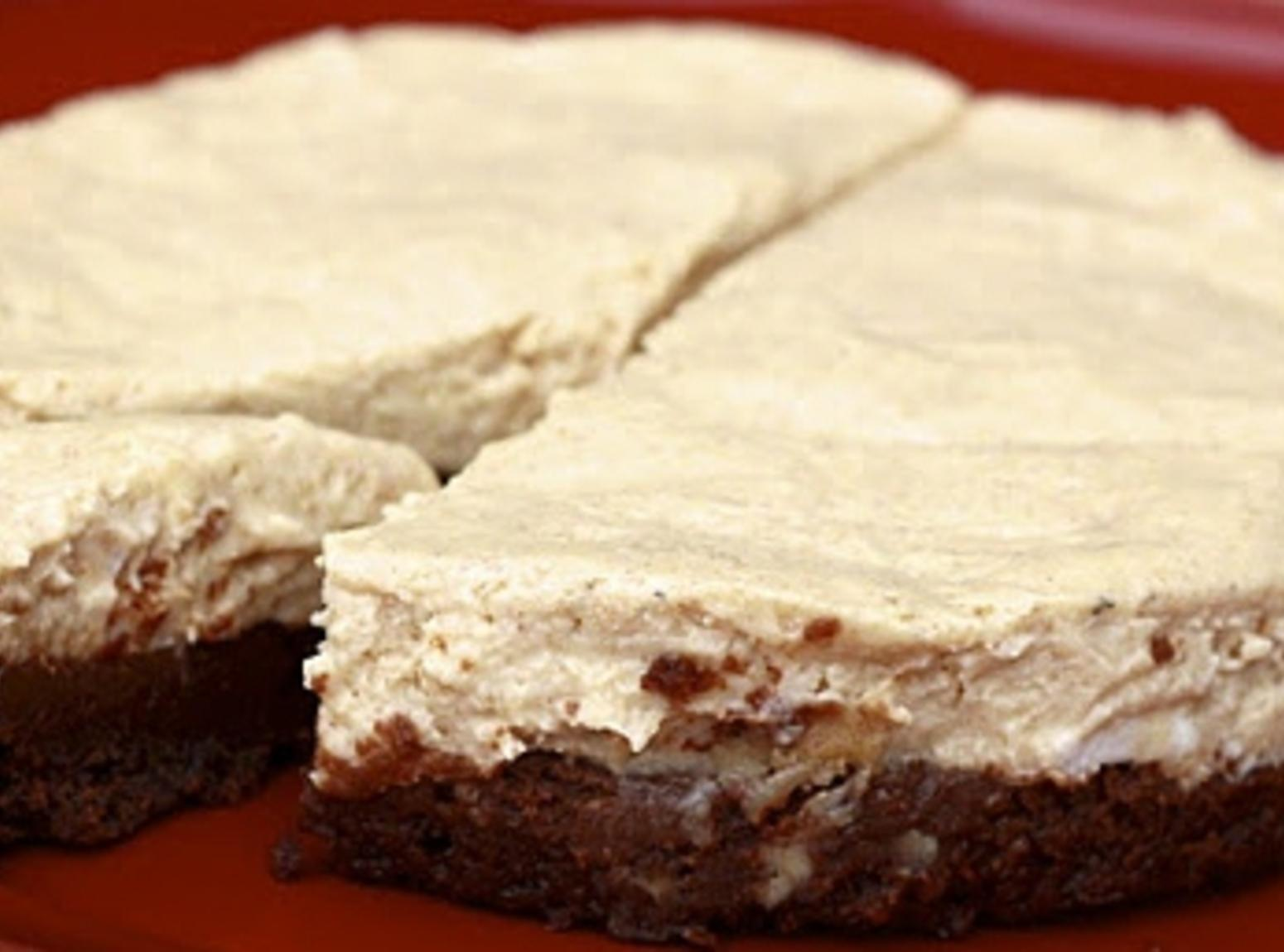 Mexican Brownie Bottom Cheesecake Recipe