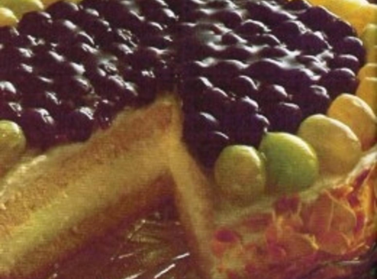 Grape Cheesecake Recipe