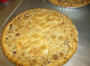 Berry Cherry Strawberry pie Recipe