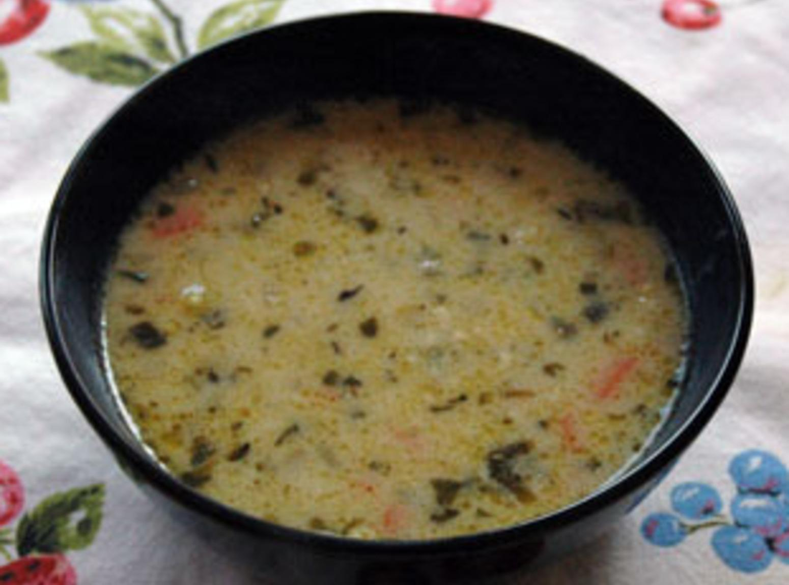 Poblano Chicken Chowder Recipe