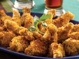 Crispy Potato Wings Recipe