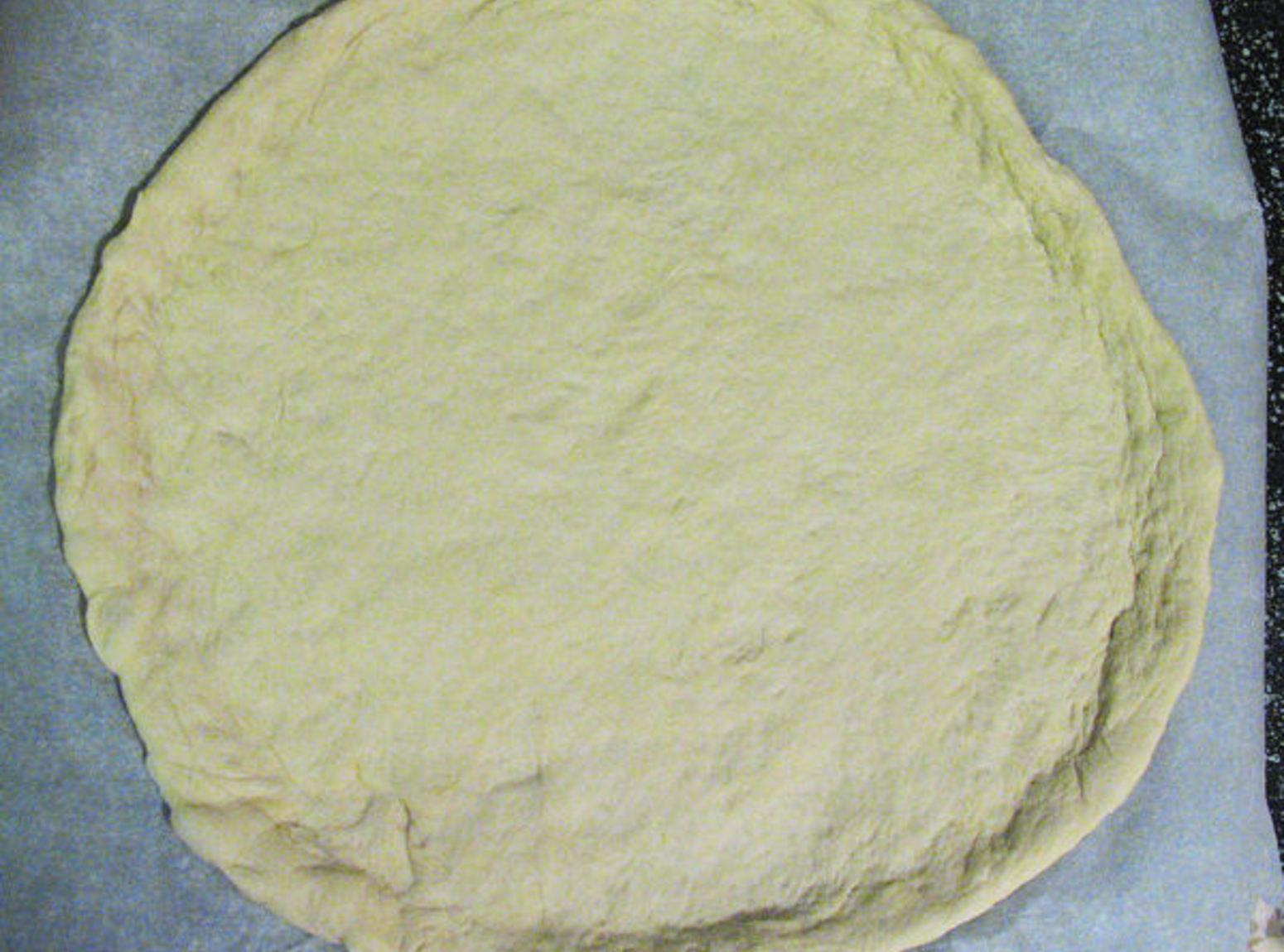 Basic Pizza Dough Recipe 2 | Just A Pinch Recipes