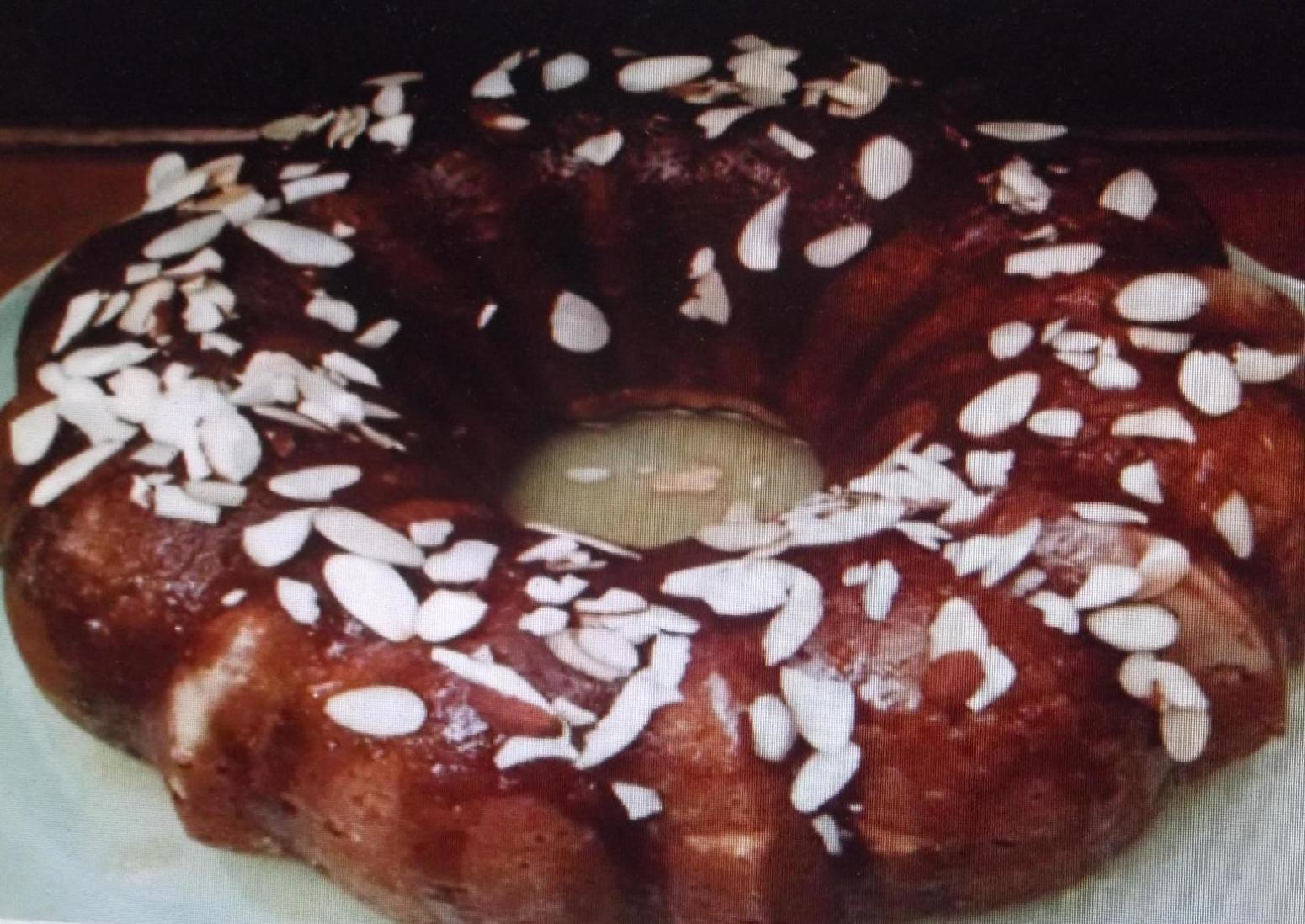 ABE LINCOLN'S BIRTHDAY CAKE Recipe