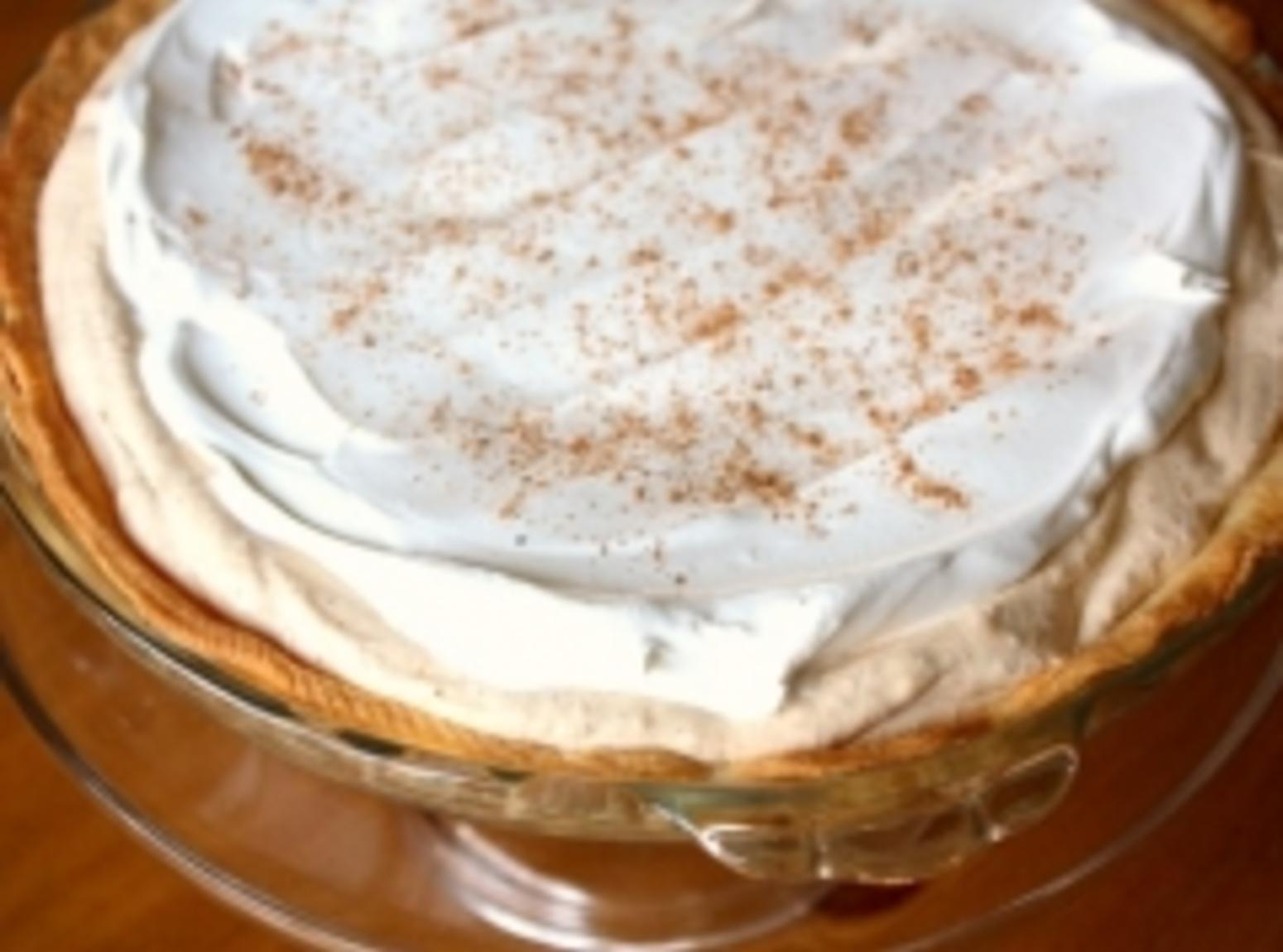 Chiffon Pumpkin Pie Recipe | Just A Pinch Recipes