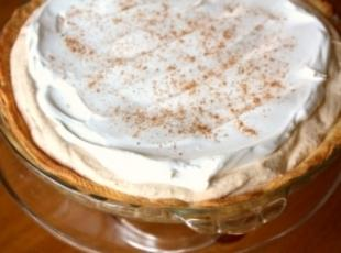 Chiffon Pumpkin Pie Recipe
