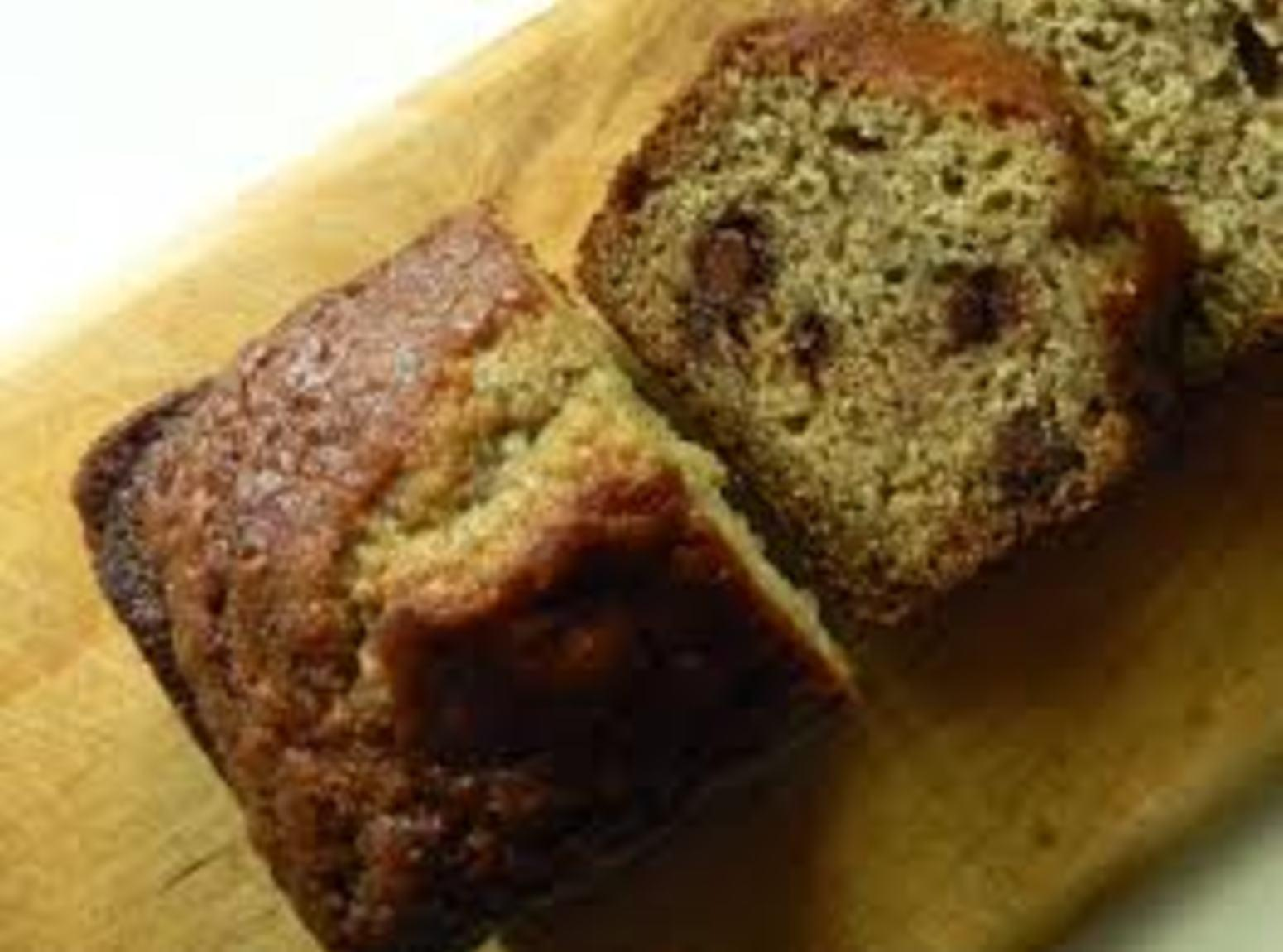 Chocolate Chip Quick Bread Recipe