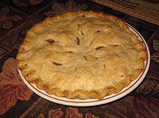 Laurie's Apple Pie in the Sky Recipe