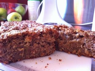 Buttermilk Apple-Pie Zucchini Bread