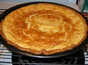 Texas Buttermilk Pie Recipe