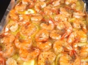 Simple Italian Shrimp Recipe