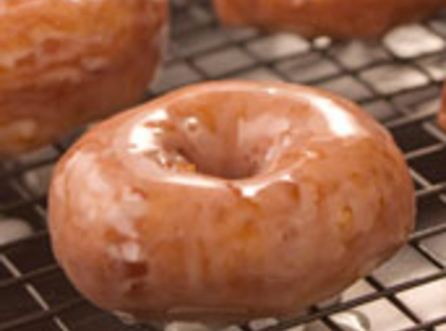 Easy Homemade Glazed Doughnuts Recipe