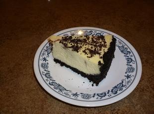 Leila's Beginner Chocolate Swirl Cheesecake Recipe