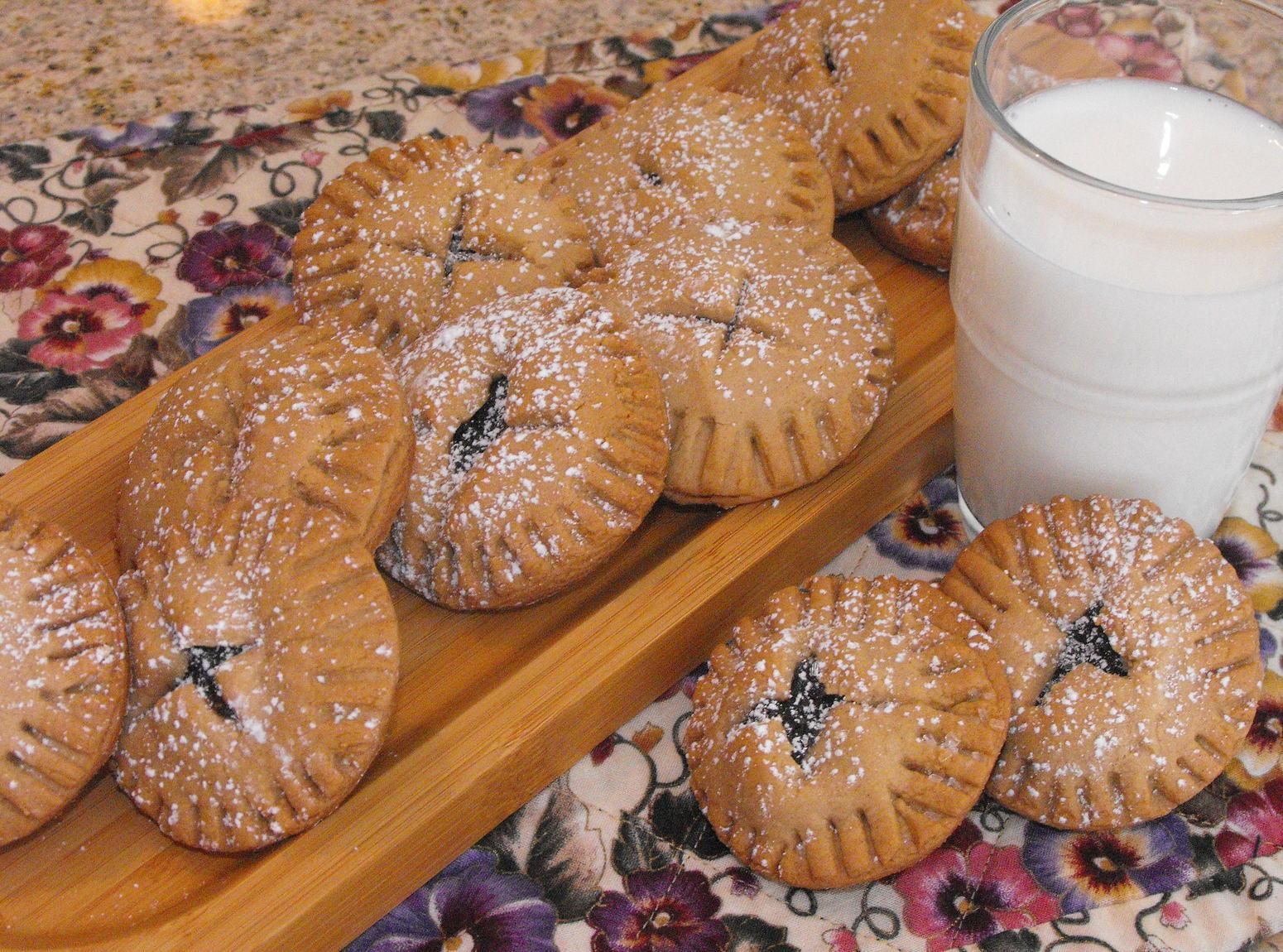 Date Filled Brown Sugar Cookies Recipe