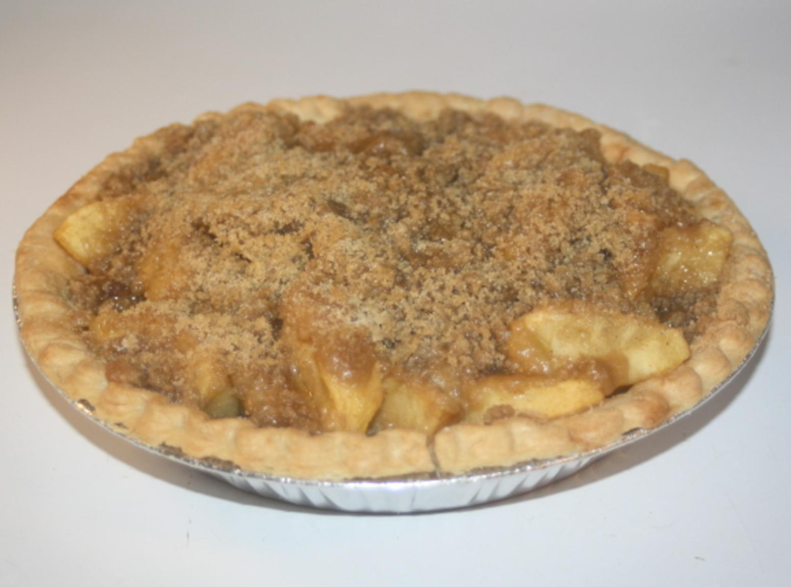 Ghee's Old Fashioned Apple Pie Recipe