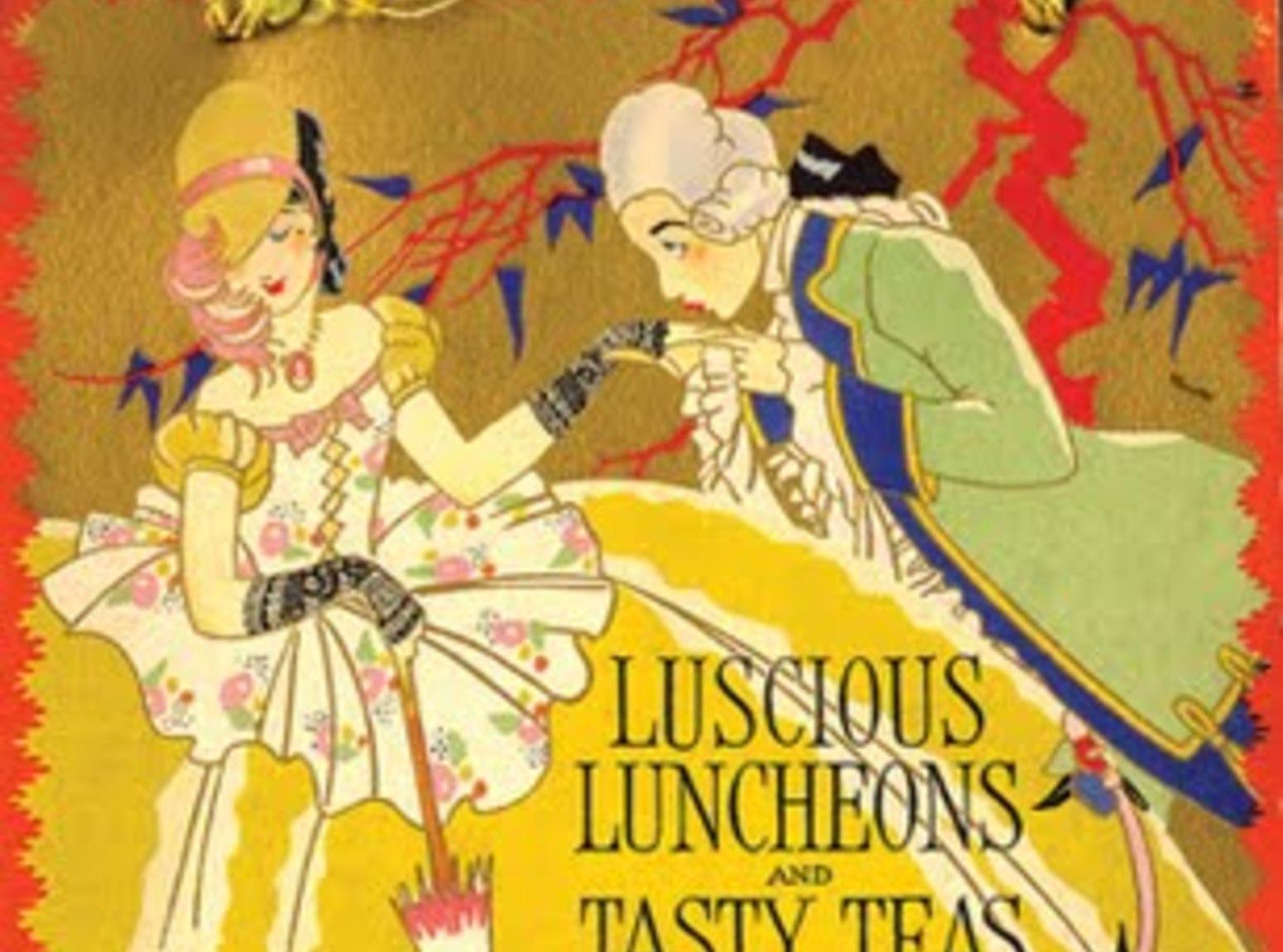 The Romance of the Kitchen - Ida Bailey Allen Recipe