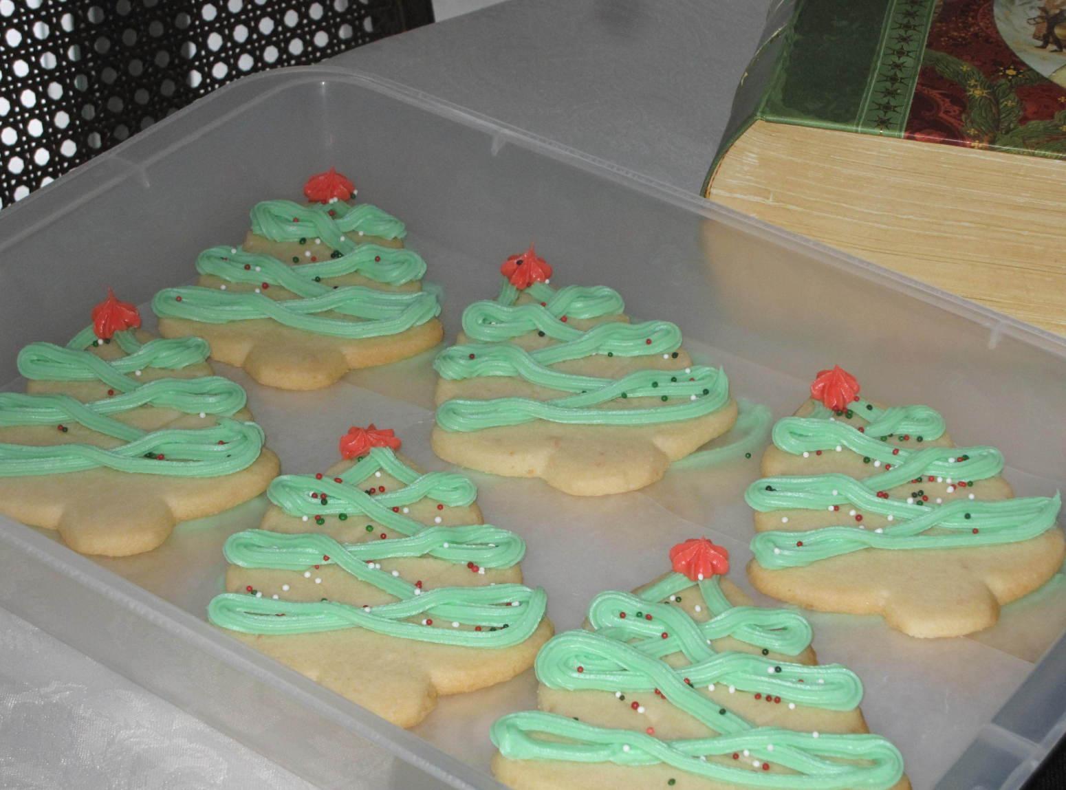 Panera Bread Buttery Shortbread Cookies Recipe