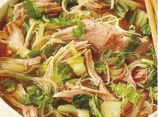 Slow Cooker Pork with Noodles Recipe
