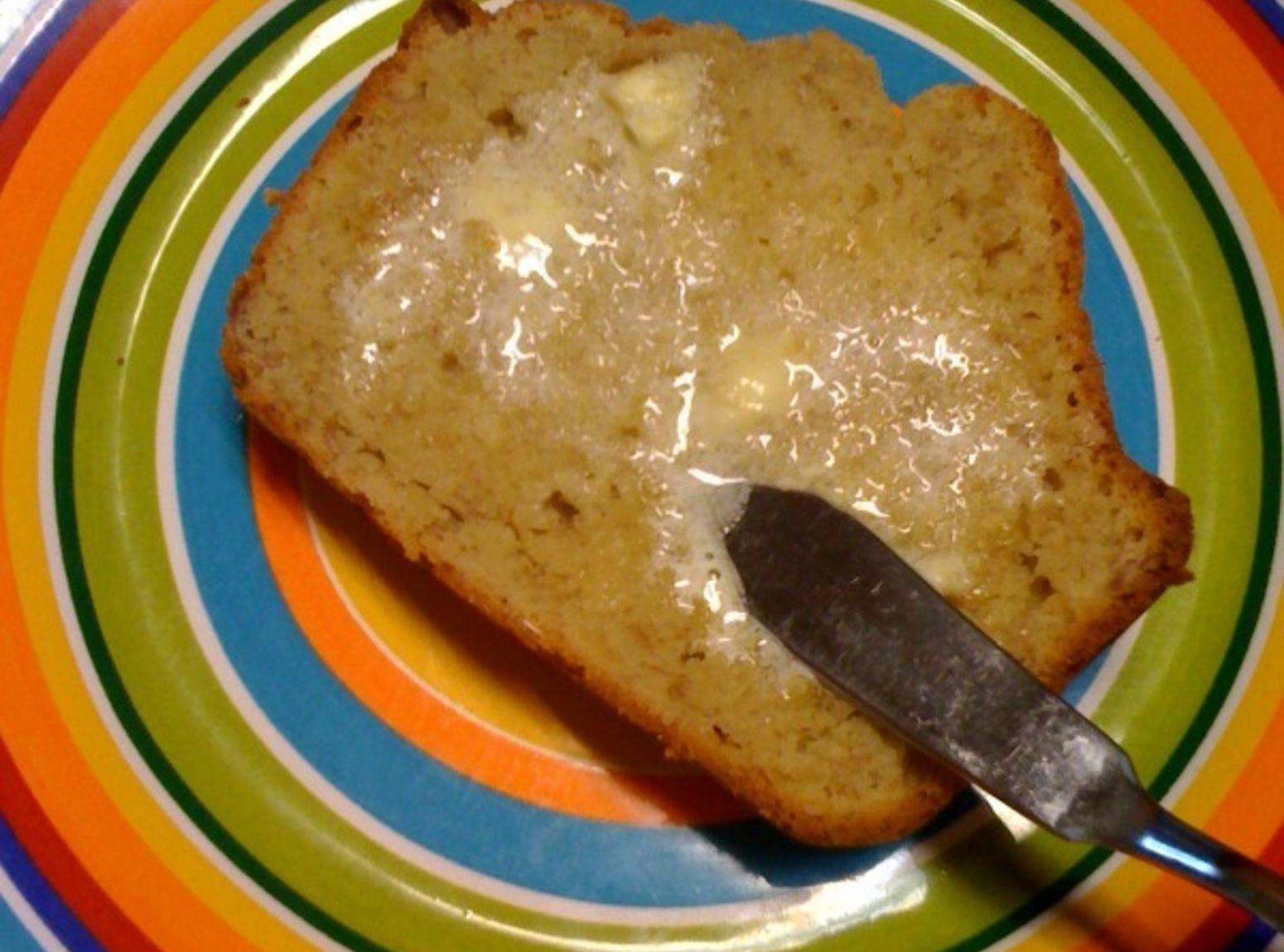 Sour Cream Banana Bread Recipe 2 | Just A Pinch Recipes