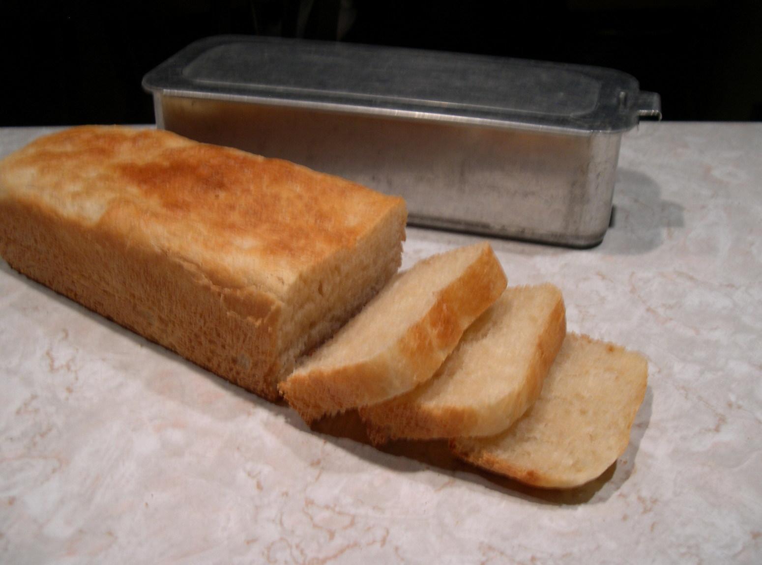 pullman bread pain de mie recipe just a pinch recipes. Black Bedroom Furniture Sets. Home Design Ideas