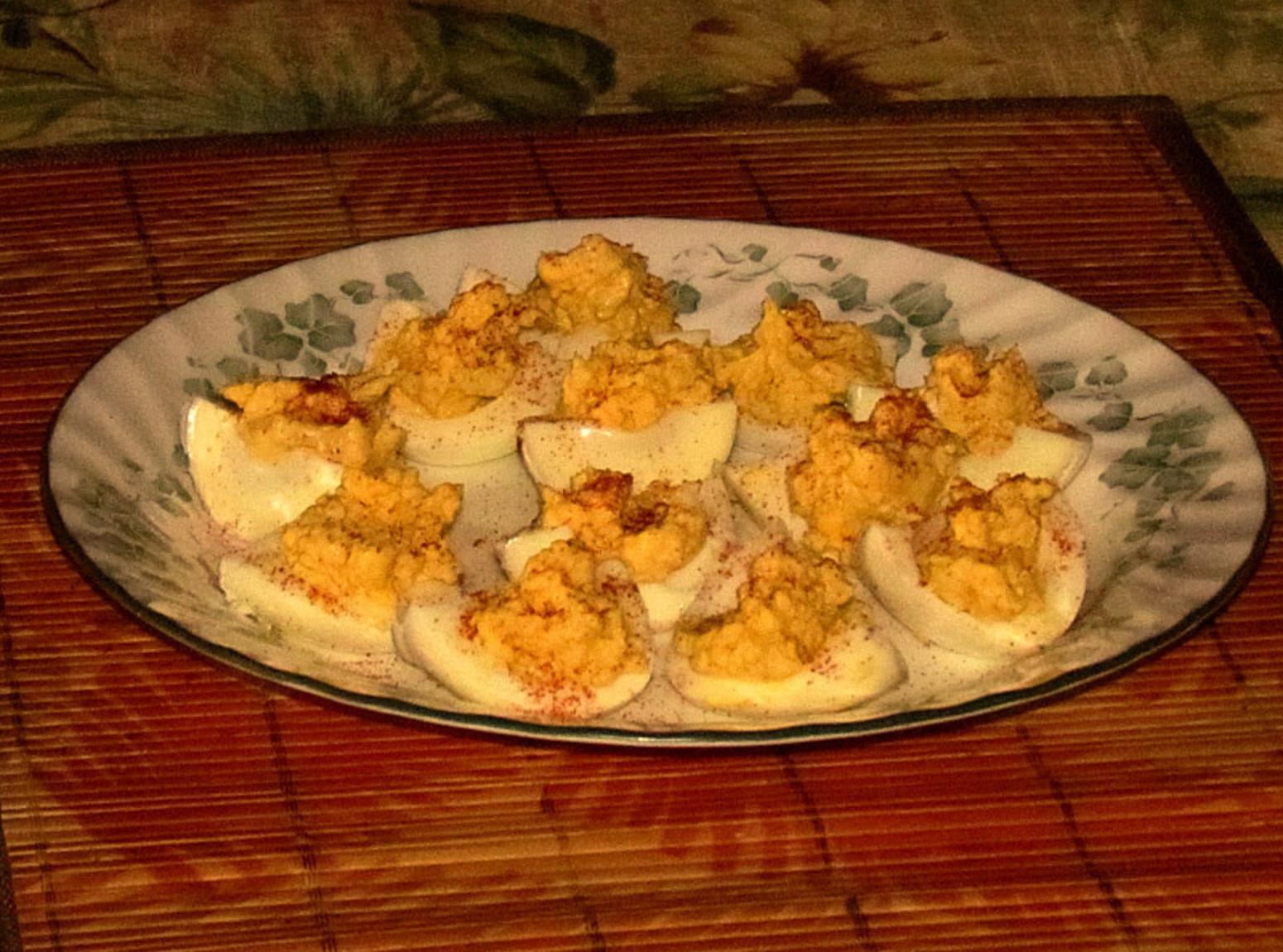 Eggies Deviled Eggs Recipe