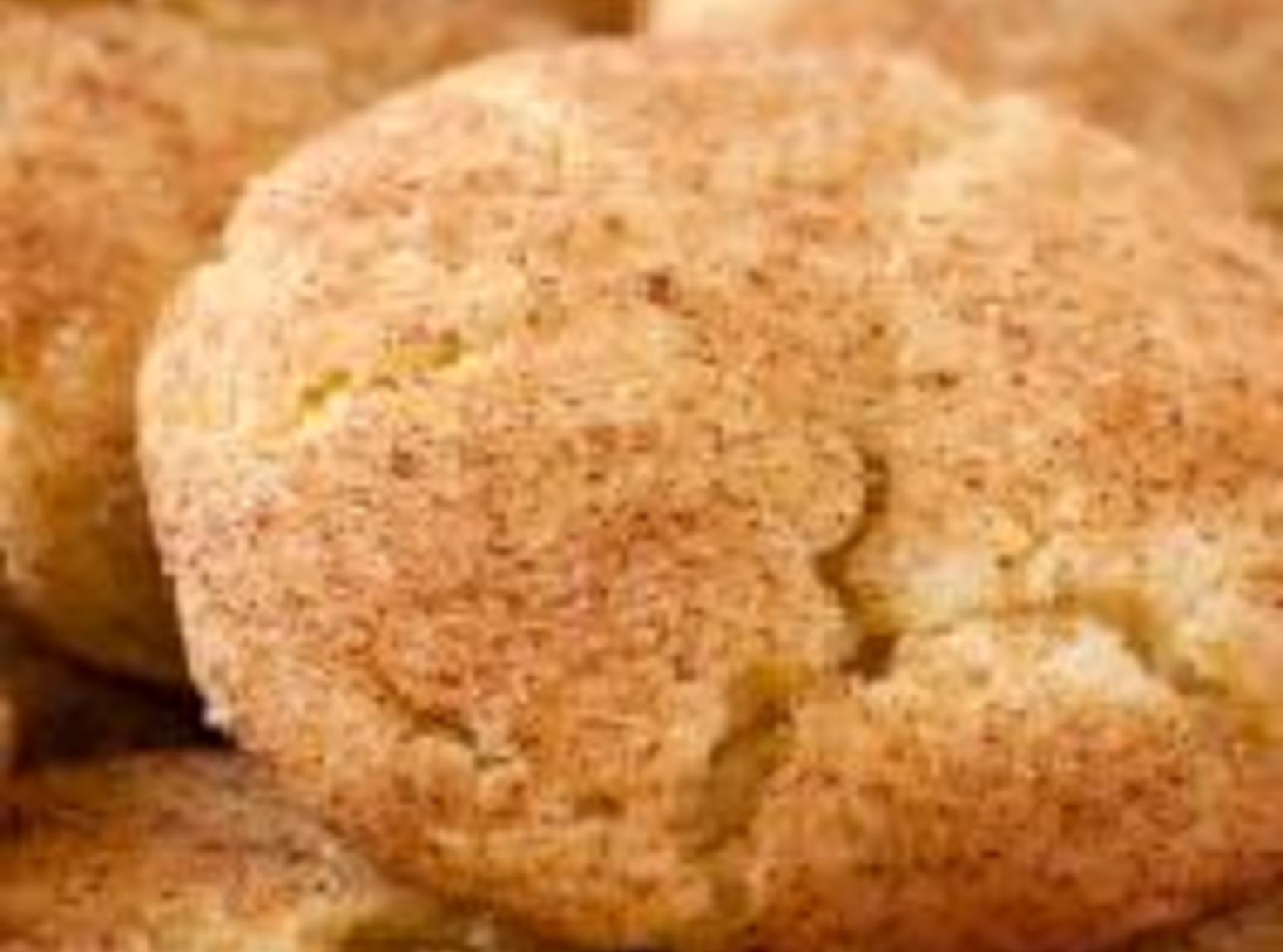 Cinnamon Sugar Cookies/Dialysis & Kidney friendly Recipe ...