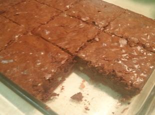 Walnut Brownies Recipe