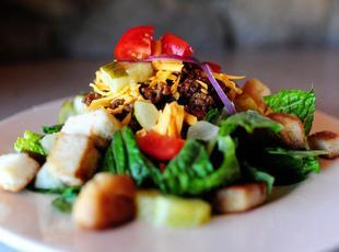 Cheeseburger Salad Recipe