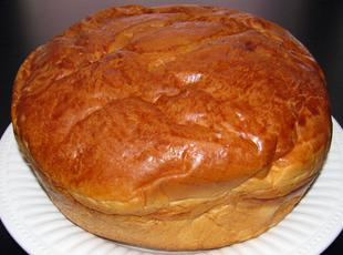 Portuguese Sweet Bread (Massa Sovada) Recipe