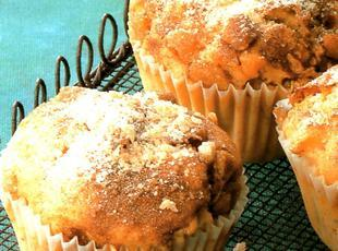 Apple-Cinnamon Muffins Recipe