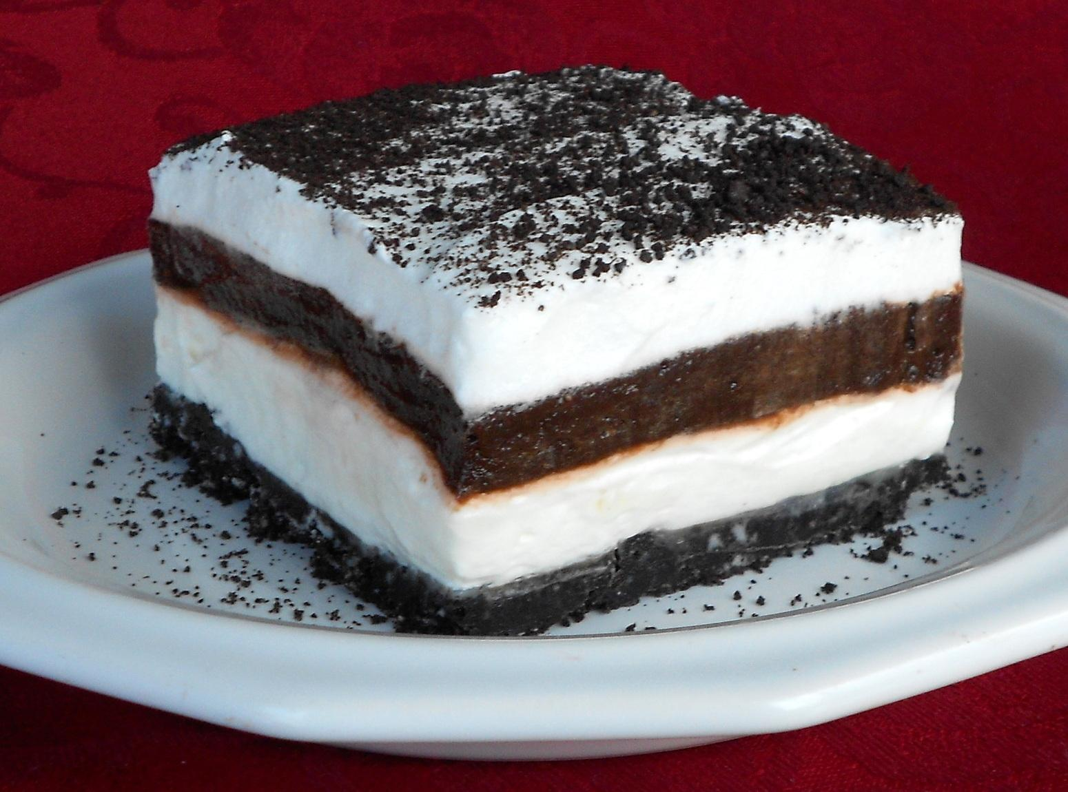 May 01,  · Triple layer Oreo pudding pie is a no bake dessert that is so simple to make and so yummy. All you need are 5 ingredients! It's the perfect summer pie because there is no oven needed and it's so light tasting.5/5(1).