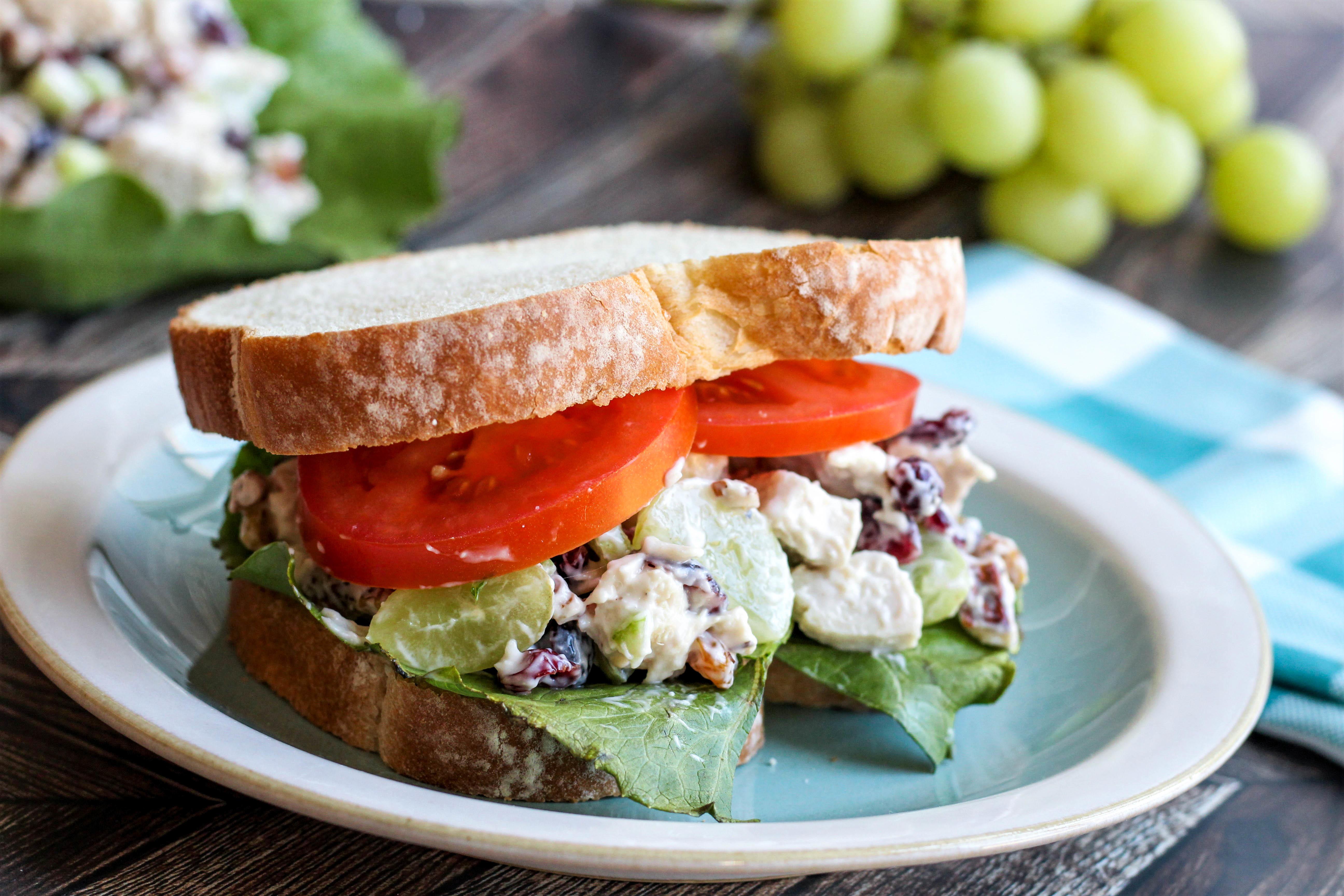 Uncle Wiley's Chicken Salad Recipe