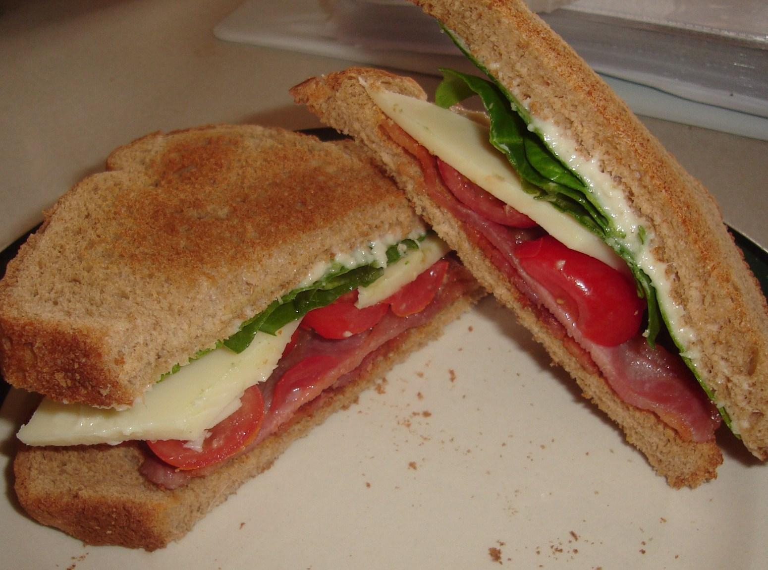 Jazzed BLT Sandwich Recipe