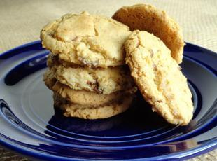 Almond Joy Cake Mix Cookies Recipe
