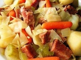 Beer Braised Cabbage Recipe